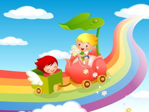Детский тренинг «Радуга чувств»
